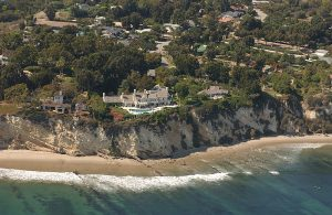 mansion barbra streisand