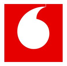 Logo Oficial Vodafone